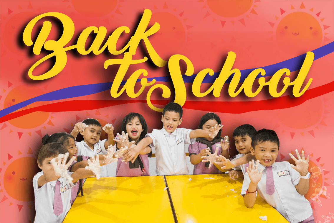 Welcoming our CHILDians for SY 2019-2020!