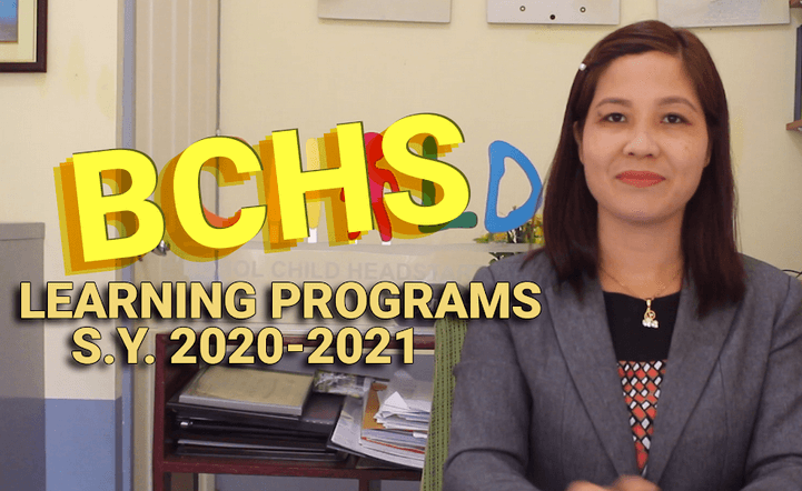 BCHS Learning Program S.Y. 2020-2021